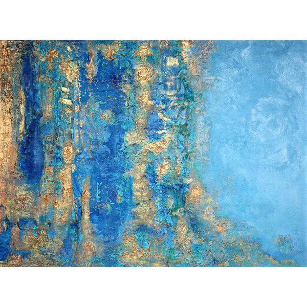 High Texture Abstract Painting