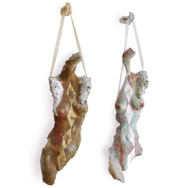 Nude Body Form Sculptures