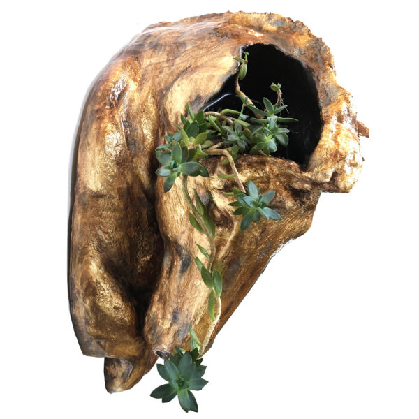 Equine Sculpture Planter