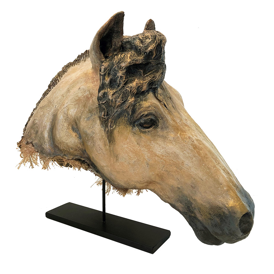 Equine Sculpture Stand