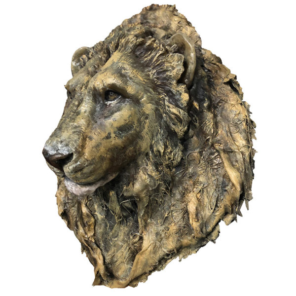 Lion Sculpture of Aslan