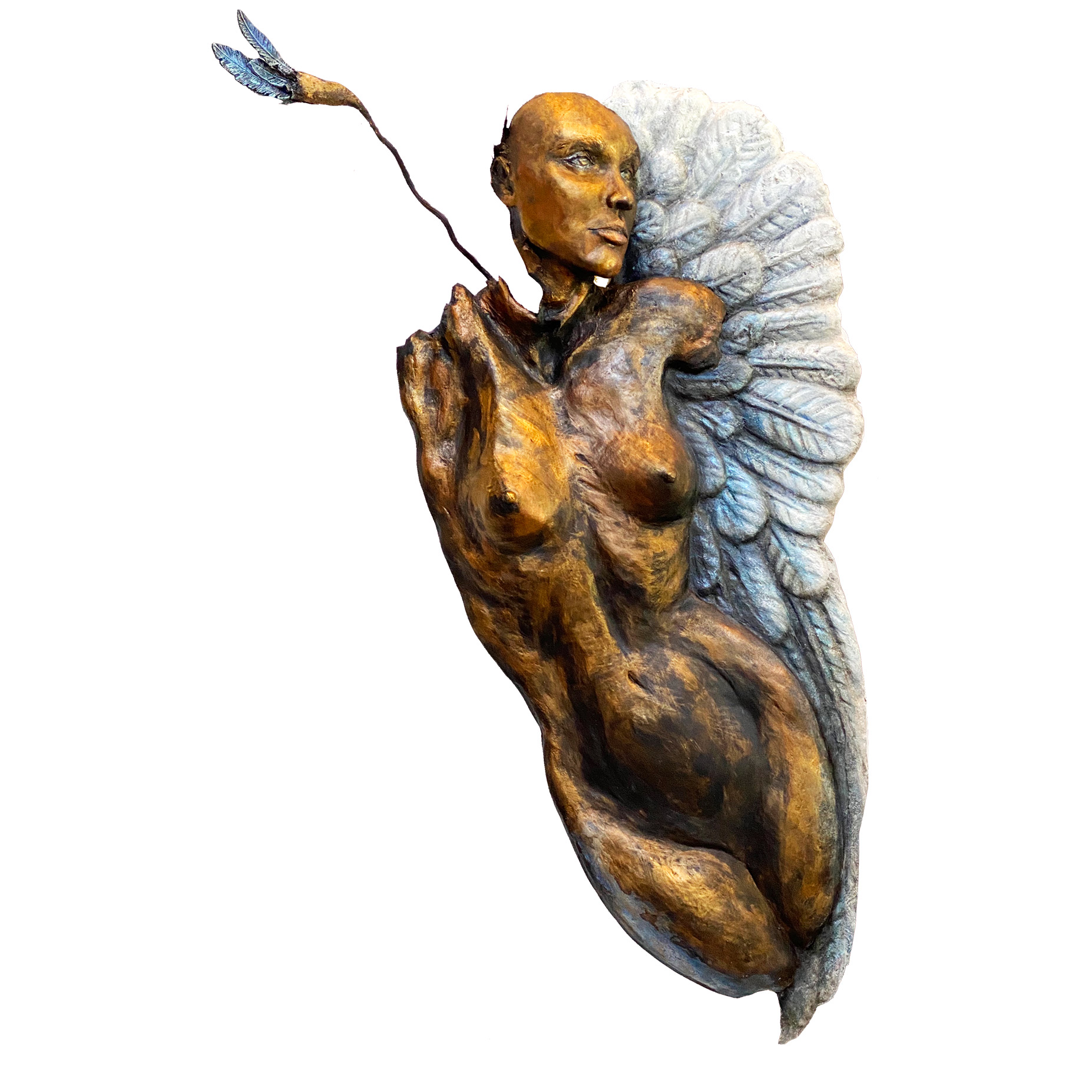 Angel Sculpture, Compassion