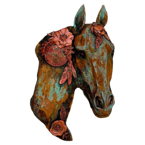 Dream Catcher Equine Sculpture